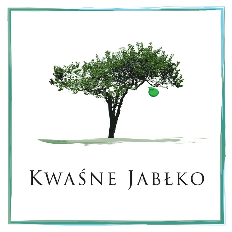 Logo Kwaśne Jabłko