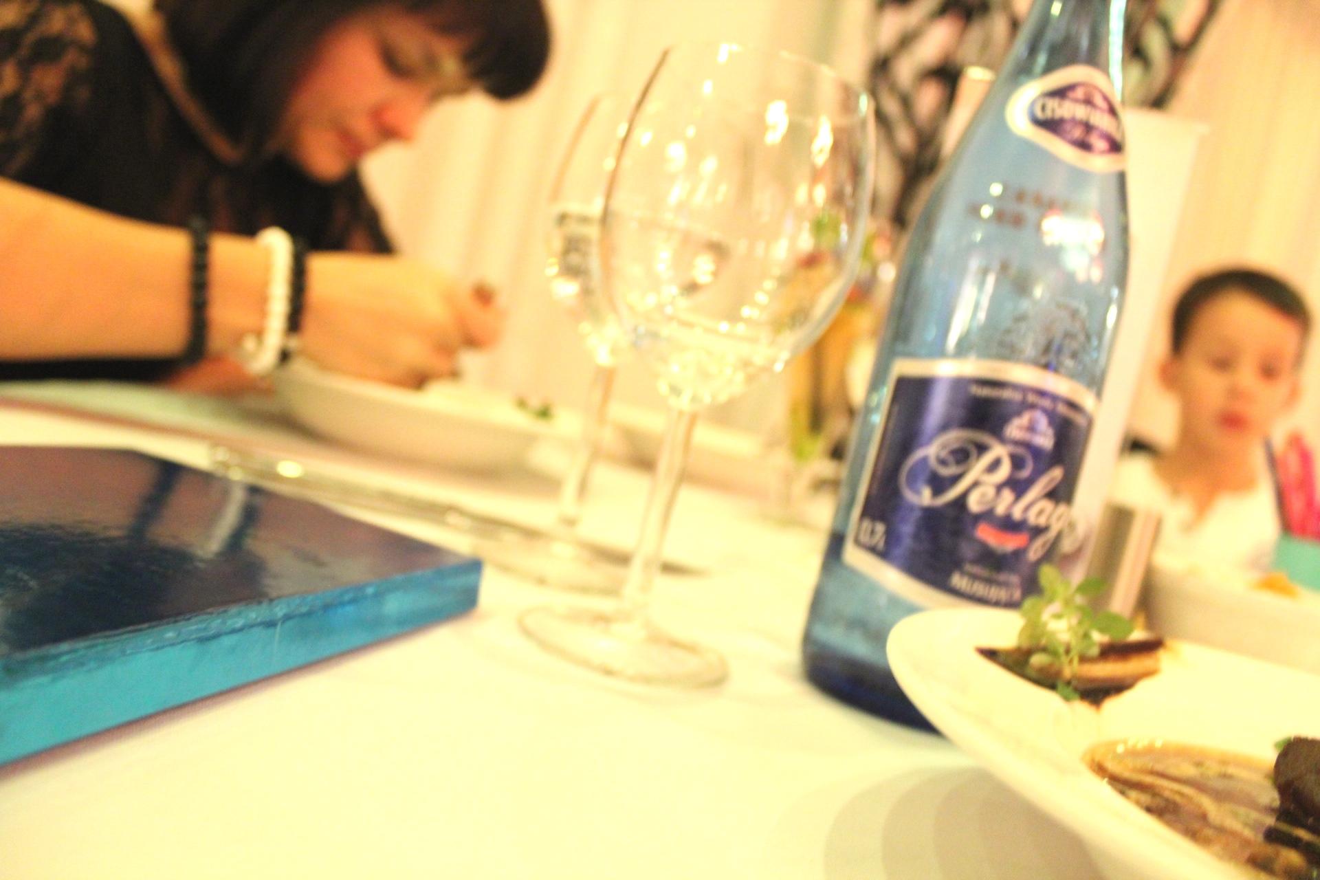Obiad rodzinny w restauracji 4Senses.TV